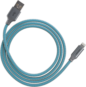 Ventev 4' Chargesync Alloy Lightning Cable