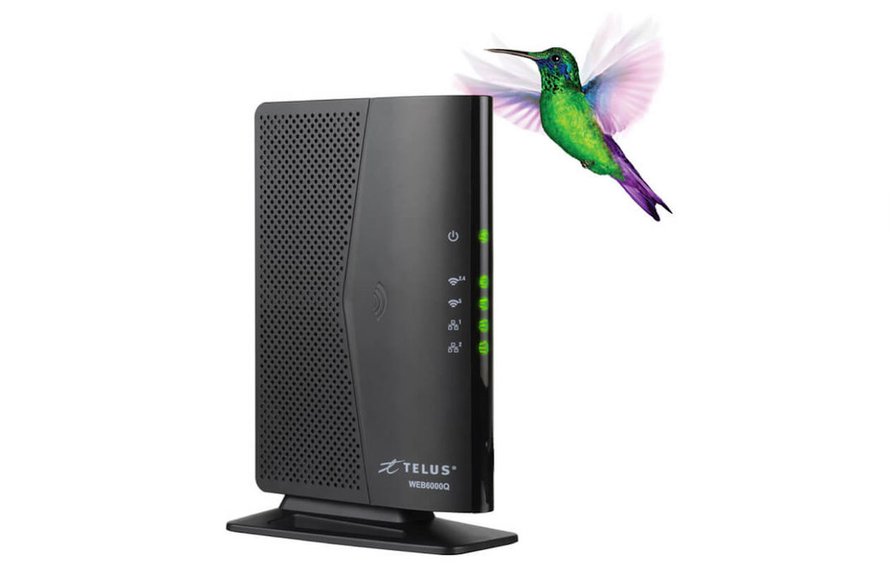 TELUS Business internet and phone