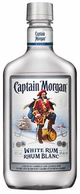 Diageo Canada Captain Morgan White Label 375ml