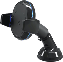 Scosche Magicgrip Wireless Charging Double Pivot Dash / Window Mount 10w