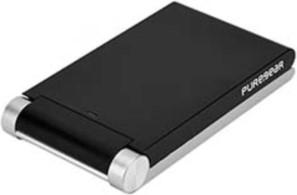 PureGear 10W Dual Coil Universal Wireless Charging Pad w/ Kickstand