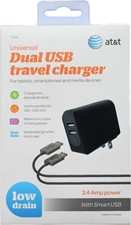 AT&T Dual USB Travel Charger