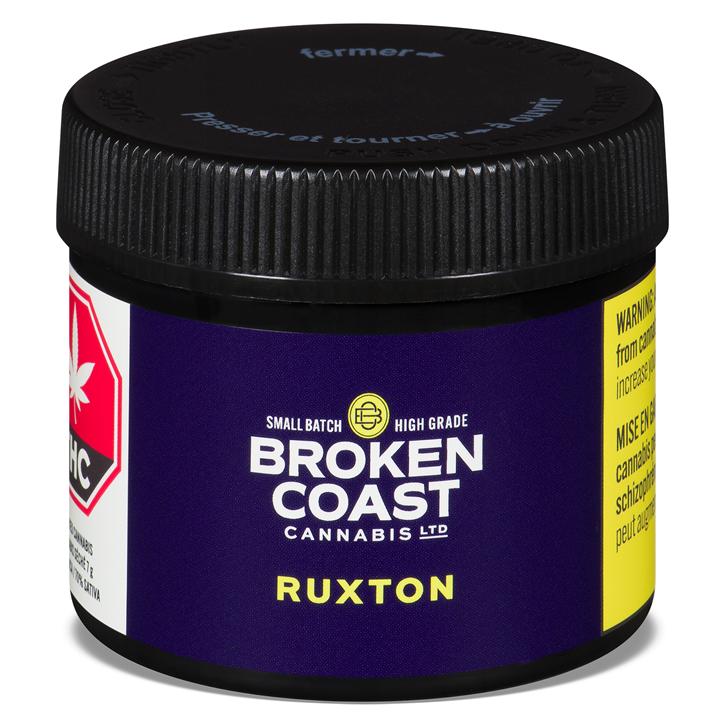 Ruxton - Broken Coast - Dried Flower