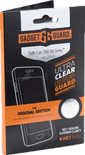 Gadgetguard Moto Z Gadget Guard Original Edition HD Screen Guard