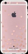 Incipio iPhone 6/6s Plus Kate Spade Hardshell Clear Case
