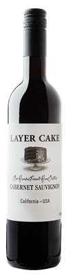Authentic Wine & Spirits Layer Cake Cabernet Sauvignon 750ml