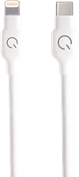 Qmadix - Apple Lightning To Usb Type C Cable 6ft