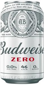 Labatt Breweries 6C Budweiser Zero 2130ml