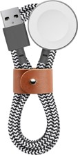Native Union Belt Cable for Apple Watch in Zebra