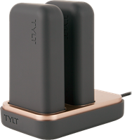 Tylt Dockit Charging Station And Power Banks 6700 mAh