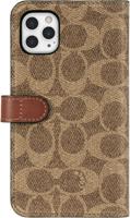 Coach iPhone 11 Leather Folio Case