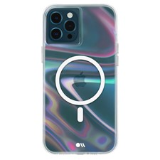 Case-Mate Soap Bubble Case With Magsafe For iPhone 12 Pro Max