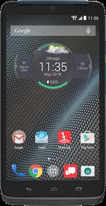 Motorola DROID Turbo in Ballistic Nylon