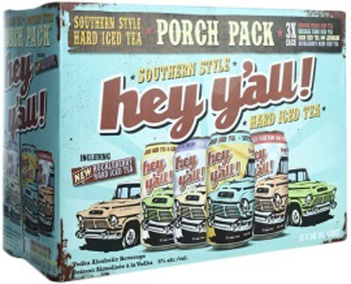 Set The Bar Hey Y'All Porch Pack 4092ml