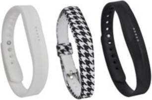 Affinity Electronics Fitbit Flex 2 Band 3pk TPU