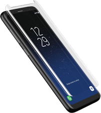 Zagg Galaxy S8 Invisibleshield Glass Plus Curved Screen Protector