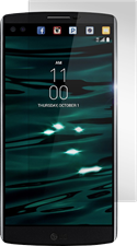 Gadgetguard LG V10 Black Ice Screen Protector