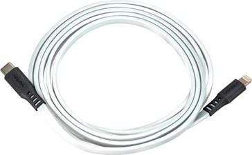 Ventev 6ft Flat USB-C to Lightning Cable