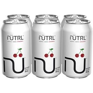 Mike's Beverage Company 6C Nutrl Vodka Soda Cherry 2130ml