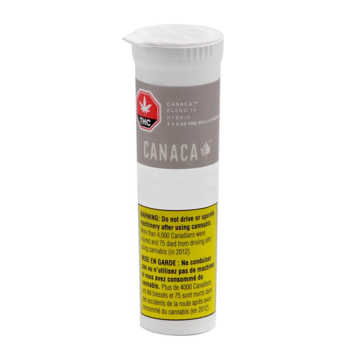 Blend 19% - Canaca - Pre-Roll