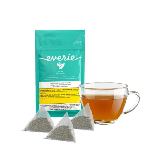 Mint CBD Tea - Everie - Tea