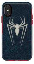 OtterBox iPhone XS/X Symmetry Series Marvel Spider-Man and Venom Case