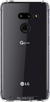 Blu Element LG G8 ThinQ DropZone Clear Rugged Case