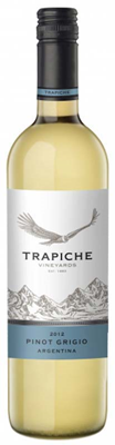 Philippe Dandurand Wines Trapiche Vineyards Pinot Grigio 750ml