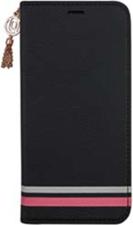 Uunique iPhone 11 Lux Striped Folio Case