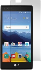 Gadget Guard LG K8 V Black Ice Edition Tempered Glass Screen Guard