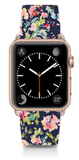 Casetify 38mm Apple Watch Saffiano Band
