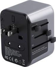 PowerPeak Powerpeak International Power Adapter (All in One)