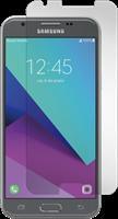 Gadgetguard Galaxy J3 2017 Black Ice+ Glass Screen Guard