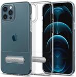 Spigen - iPhone 12 Pro Max Spigen Slim Armor Essential S Crystal Clear Case