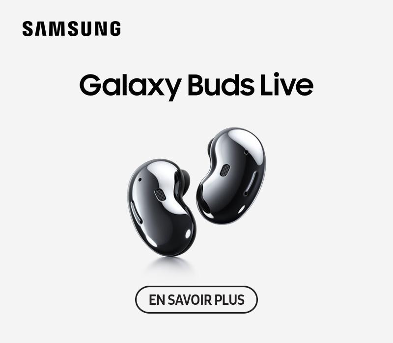 Samsung Galaxy Bud Live