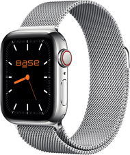 Base Apple Watch Stainless Steel Bands - Small (38/40mm)