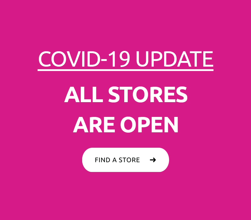 All stores are open