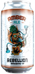 Rebellion Brewing Company H Rebellion Amber Ale 946ml