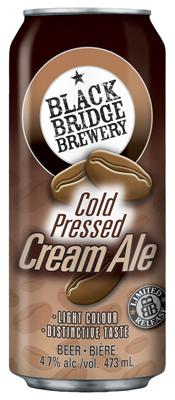 Black Bridge Brewery Black Bridge Cold Pressed Cream Ale 1892ml