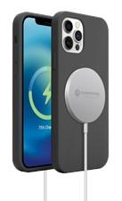 Base iPhone 12 Mini MagSafe Compatible Liquid Silicone Gel/Rubber Case