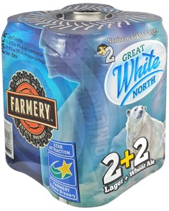 Farmery FARMERY GREAT WHITE NORTH 2+2 MIXER PACK