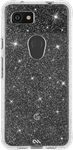 CaseMate Google Pixel 3a XL Sheer Crystal Case