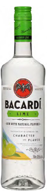 Bacardi Lime 750ml