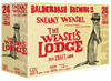 Set The Bar Sneaky Weasel Craft Lager 8520ml