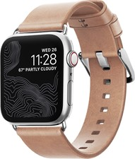 Nomad Apple Watch 38/40mm Modern Leather Watchband