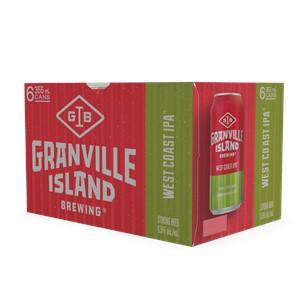 Molson Breweries 6C Granville Island West Coast IPA 2130ml