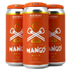District Brewing Company 4C District Brewing Mango Sour 1892ml