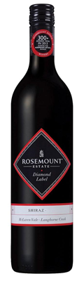 Mark Anthony Group Rosemount Diamond Label Shiraz 1000ml