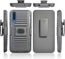Bulk Packaging Galaxy A50 - Holster Shell Combo