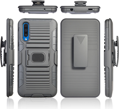 Bulk Packaging Galaxy A50 - Holster Shell Combo